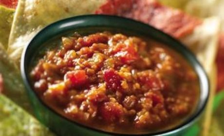 Vidalia Onion, Tomatillo and Watermelon Salsa | Recipe