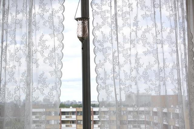 ikea lace curtains lace linen cotton pinterest