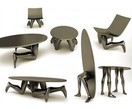 Unique Leg Furniture