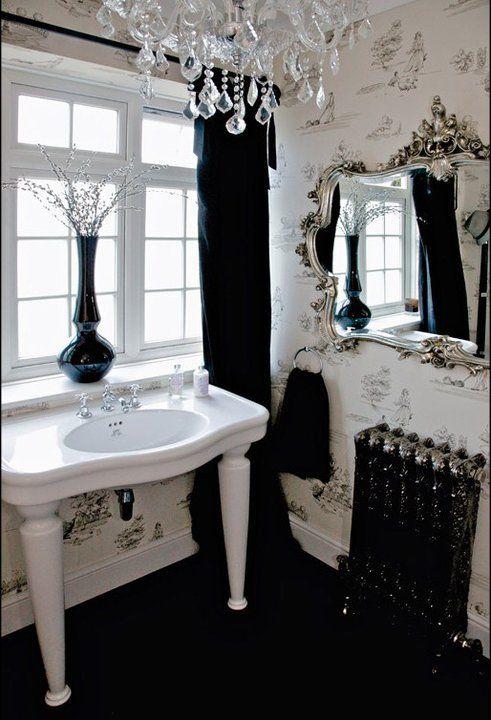 Baroque bathroom beautiful murals pinterest for Baroque style bathroom