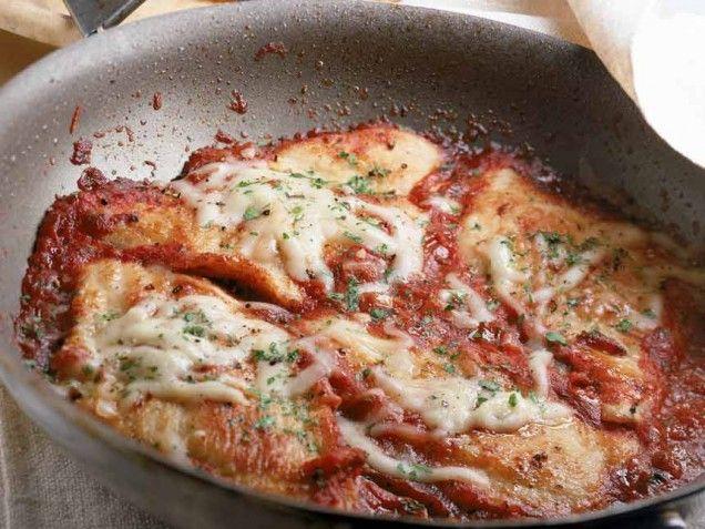 Easy Chicken Parmesan | Recipe