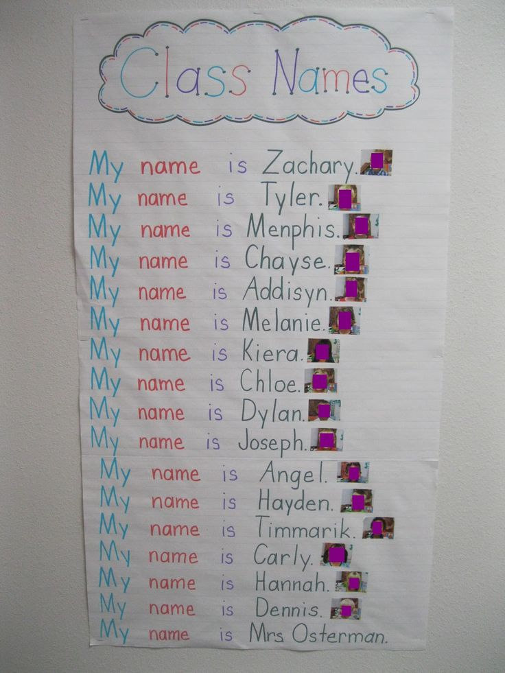 Predictable Chart Writing: Group Writing for All