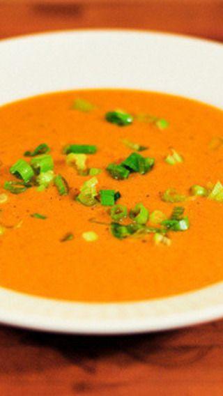 Grilled Gazpacho   soup   Pinterest
