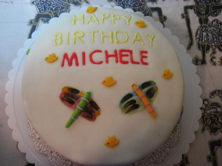 Birthday cake for Michelle Things I ve made Pinterest