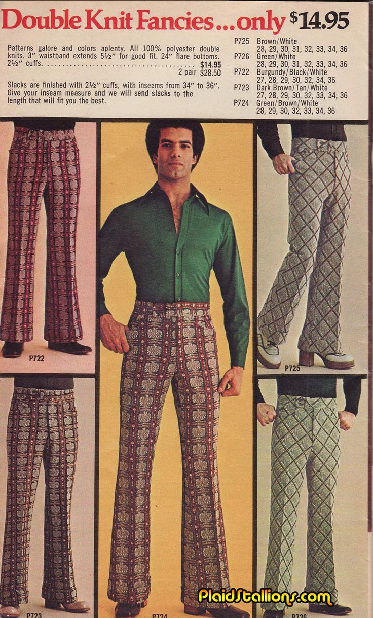 Gallery of Bad 1970s Fashion