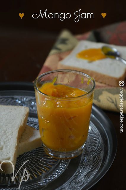 ... ice cream cheese sandwich with mango and cardamom jam recipes dishmaps