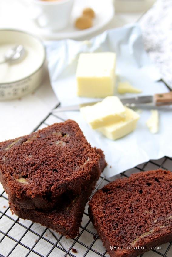 Banana Choc Butter Cake | Recipes I