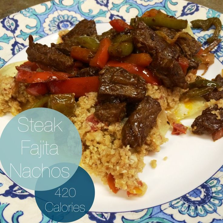 steak fajita nachos | yummy in my tummy... | Pinterest