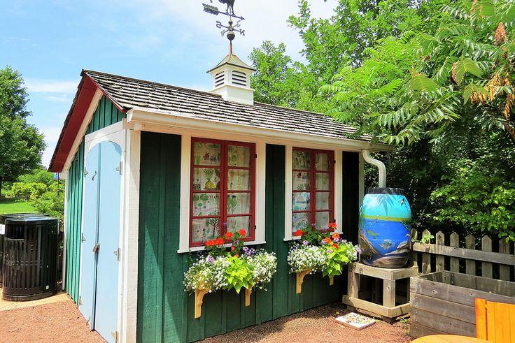 Best price garden sheds melbourne university garden spot for Garden shed perth