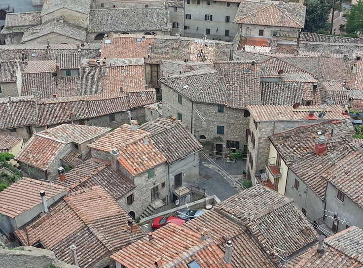 Sarteano Italy  City new picture : Roofs in Sarteano, Italy. | Sarteano, Italy | Pinterest