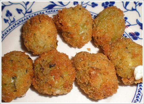 Fried Olives | Recipes | Pinterest