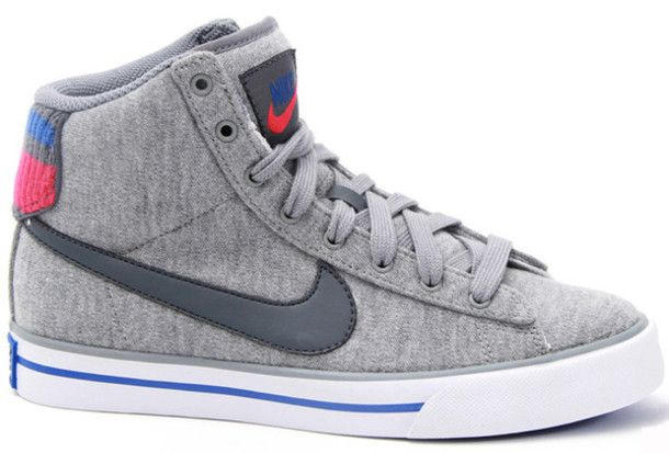 high top sneaker nike
