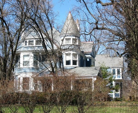 Wyoming Ohio Victorian Home Ohio Cincinnati Pinterest