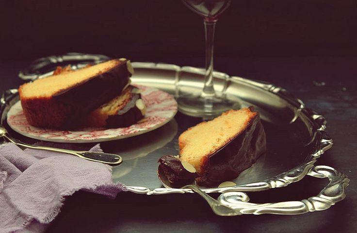 Chocolate orange bundt cake | my work. | Pinterest