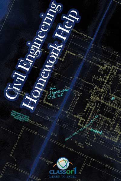 Civil Engineering Assignment Help, Civil Engineering Homework Help