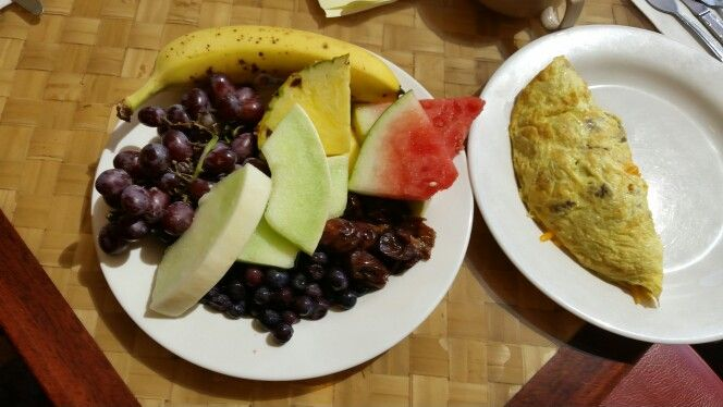 My healthy breakfast while traveling | Clean eating | Pinterest
