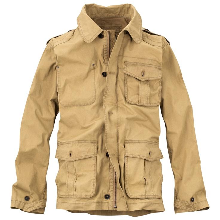 Timberland Men S Safari Jacket