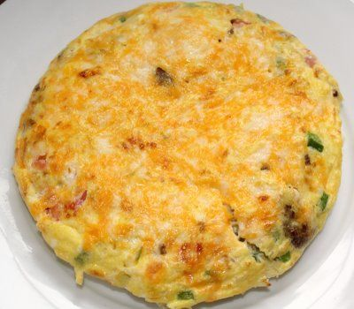 Recipe for Sausage and Cheese Frittata | Food | Pinterest