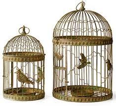 Decorative Bird Cage – Not