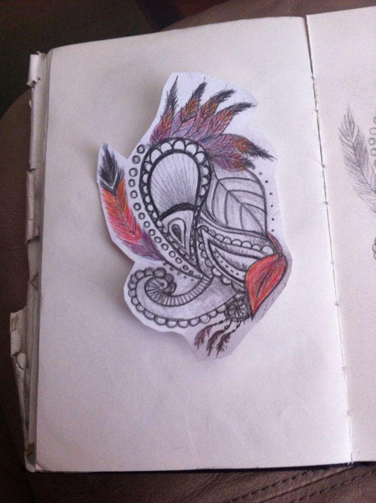 pinterest tattoo tribal !!!! Tattoos Paisley/tribal   Pinterest   tattoo