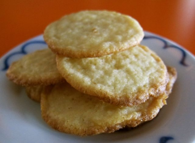 Vanilla Wafers | Recipes to Make Primal | Pinterest