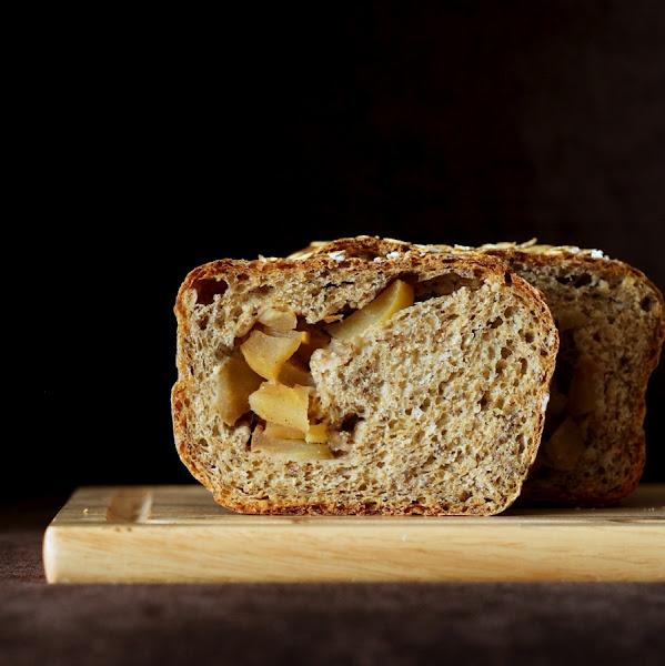 apple pie bread. | drool. | Pinterest