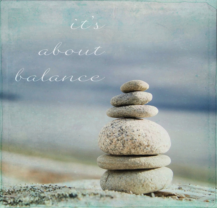 zen quotes on balance - photo #9