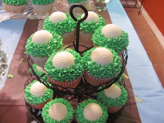 Cake Ball Ideas For Baby Shower : Golf baby shower Golf Baby Shower Pinterest