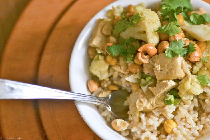 green curry chickpea coconut and cashew curry chickpea sunflower ...