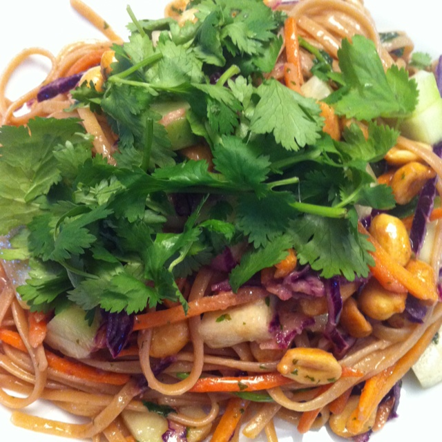 Homemade veggie Pad Thai! | Meal ideas | Pinterest