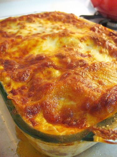 Classic Cheese Lasagna Recipes — Dishmaps