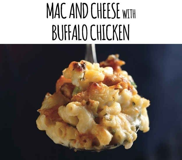 Classic Macaroni And Cheese - Perfect For Super Bowl Sunday Recipe ...