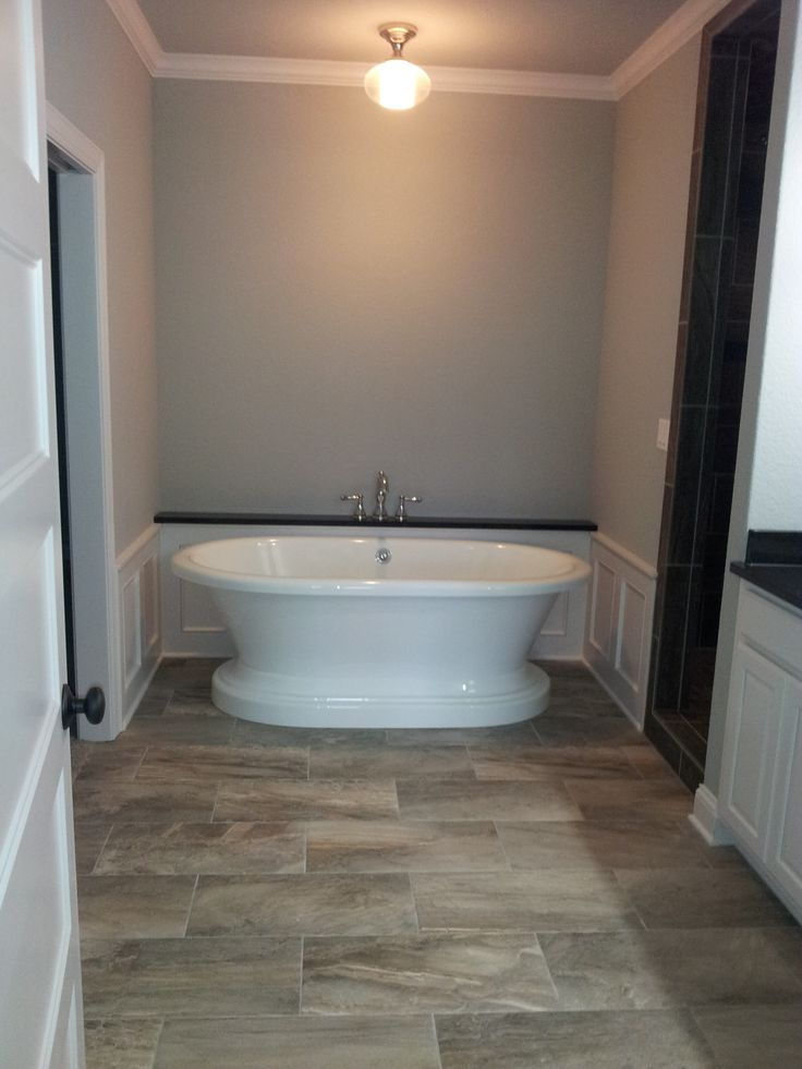 Wall Mount Faucet With Freestanding Tub House 2 Pinterest