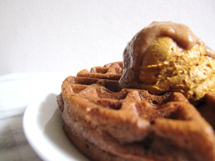 Ancient Grain Waffles | BG Bakes | Fit Food - Breakfast | Pinterest
