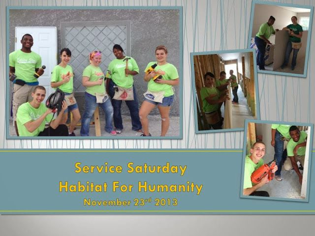 habitat for humanity essay
