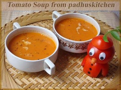 Simple Tomato Soup | Recipes to Try | Pinterest