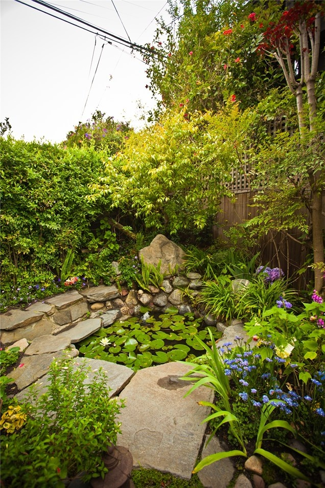 Pond area landscaping pond pinterest for Landscapers in my area