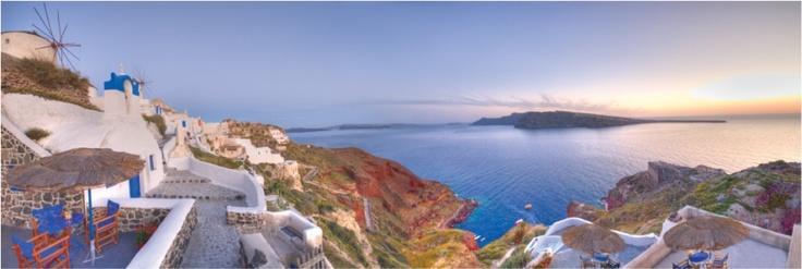 Gorgeous Cave Hotel In Santorini