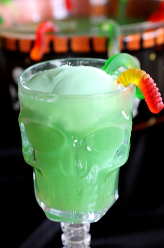 Swamp Juice: Halloween Party Punch | Quick Dish ... | Halloween Drinks ...