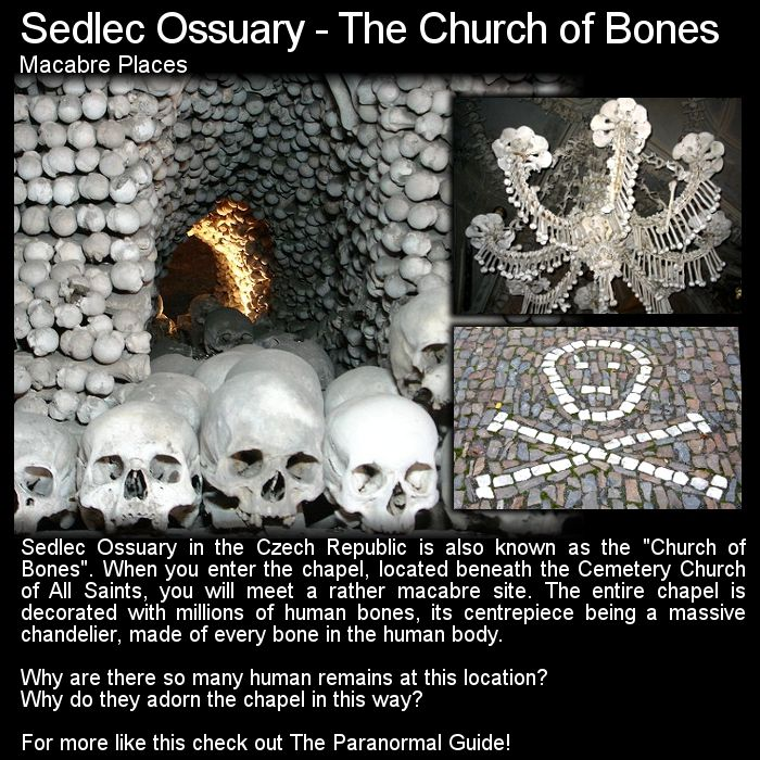 The Church Of Bones Is Quite A Beautiful If A Little