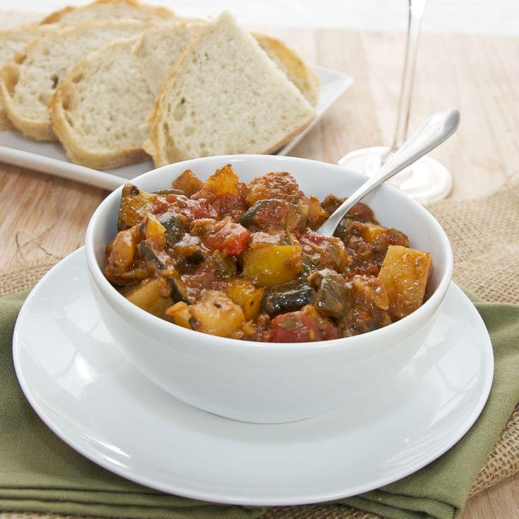 Italian Vegetable Stew (Ciambotta) | Recipe
