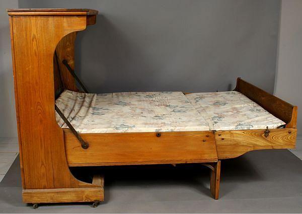 Murphy bed open vintage murphy beds pinterest - Pinterest murphy bed ...