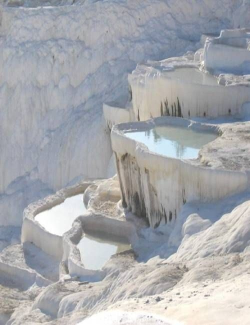 Hierapolis-Pamukkale  Awesome Turkey  Pinterest