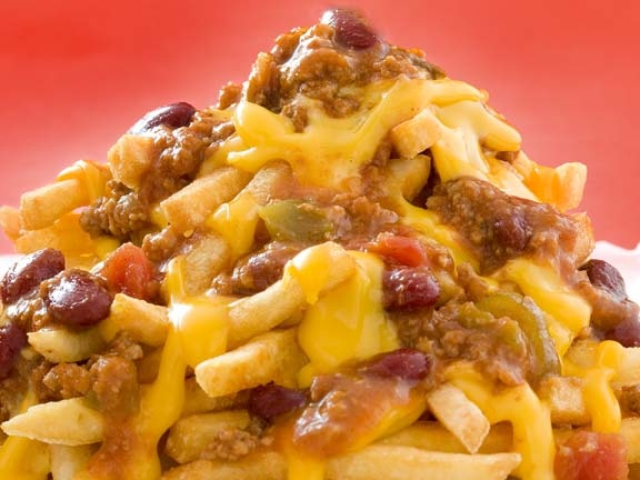 Chili Cheese Fries | Appetizers | Pinterest