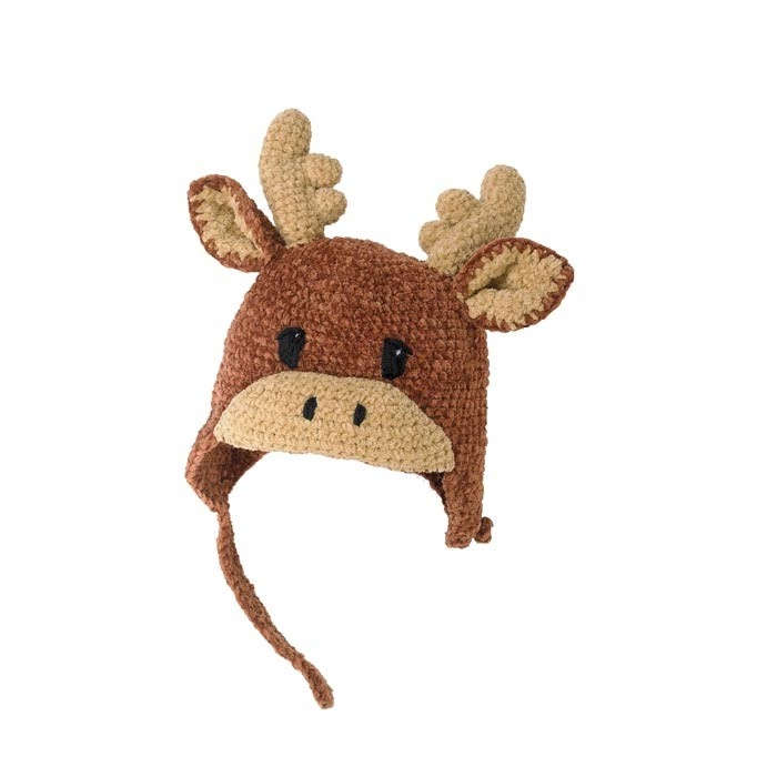 Knitting Pattern For Moose Hat : Moose Hat Products I Want Pinterest