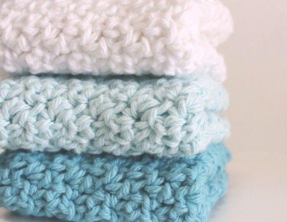 love the pattern crochet washcloth