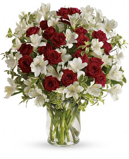Endless Romance Bouquet -  Teleflora.com