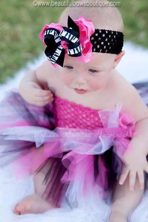 Www etsy com listing 79068994 fluffy hot pink zebra newborn infant