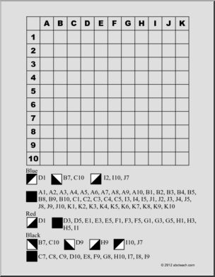 Christmas coordinate grid pictures worksheets
