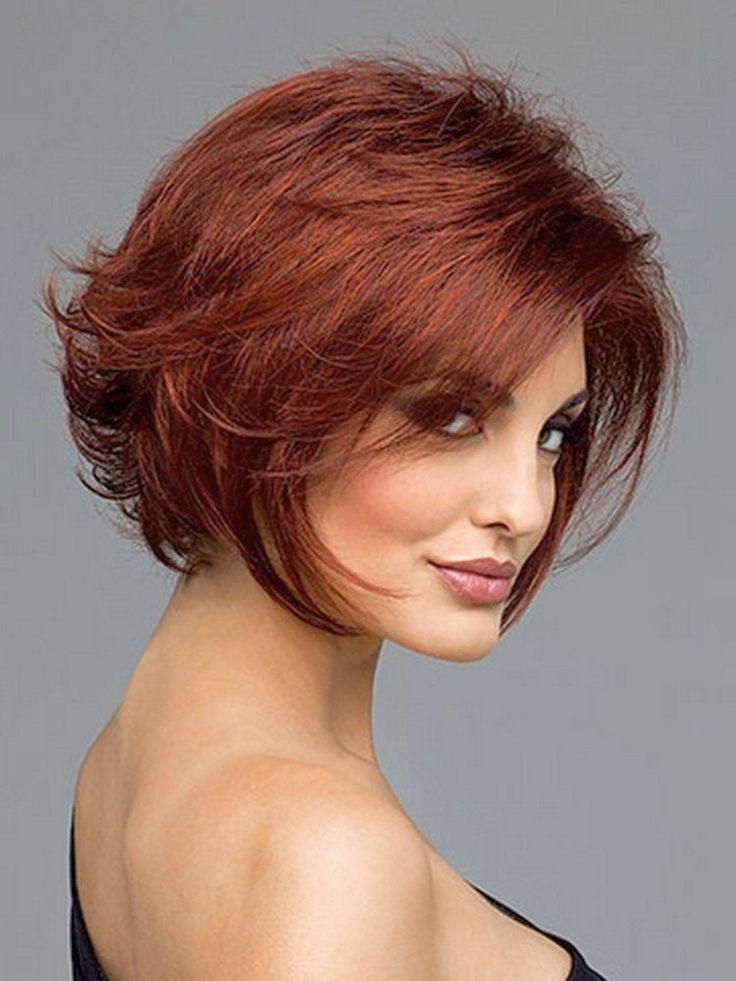 Варианты укладок на волосы средней длины фото